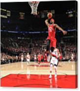 Terrence Ross Canvas Print