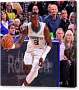 Terry Rozier Canvas Print