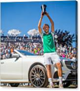 The MercedesCup Canvas Print