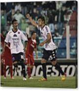Tigre v Argentinos Juniors - Copa Sudamericana 2012 Canvas Print