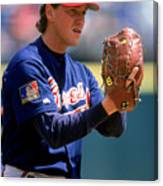 Tom Glavine Canvas Print