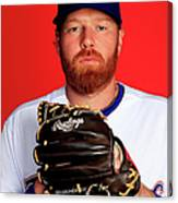 Tommy Hanson Canvas Print