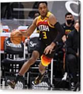 Toronto Raptors v Utah Jazz Canvas Print