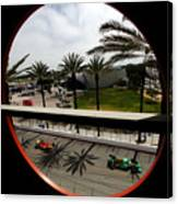 Toyota Grand Prix of Long Beach - Day 3 Canvas Print