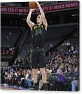 Tyler Cavanaugh Canvas Print