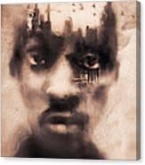 Urban Mindset Canvas Print