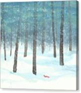 Whisper of the Forest Canvas Print