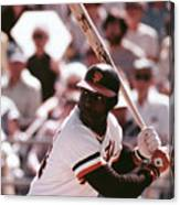 Willie Mccovey Canvas Print