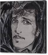 Willy DeVille - Coup de Grace Canvas Print