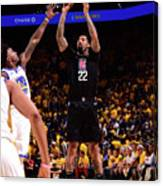 Wilson Chandler Canvas Print