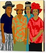 Women of the Church Canvas Print