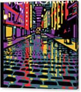Wooster Street Canvas Print