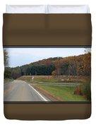 Autumn On 179 Duvet Cover