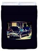 1967 Chevelle Duvet Cover