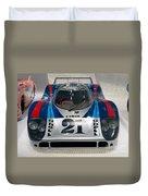 1971 Porsche 917 Lh Coupe Duvet Cover