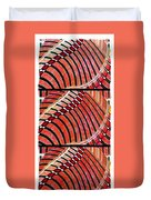 Abstract Fusion 204 Duvet Cover