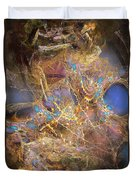 Abstraction 251-03-13 Marucii Duvet Cover