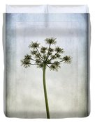Aethusa Cynapium Duvet Cover