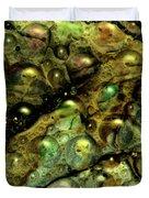 Alien Sea Eggs Duvet Cover