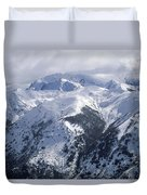 Argentina. Andes Mountains Duvet Cover by Anonymous
