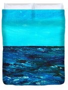 Body Of Water Duvet Cover