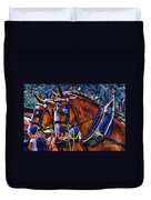 Budwieser Clydesdale Duvet Cover