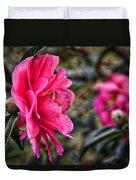 Camellia De Mamie Duvet Cover