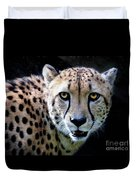 Cheetah Duvet Cover
