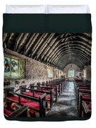 Church Of St Mary Duvet Cover
