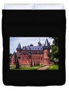 De Haar Castle 4. Utrecht. Netherlands Duvet Cover