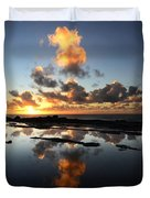 Earth Third Planet From The Sun Duvet Cover