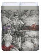 Fairys Lesson Duvet Cover