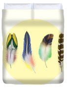 Feathers 2 Duvet Cover