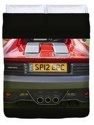 Ferrari Sp12 Ec Duvet Cover