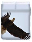 Flight Of Freedom Duvet Cover