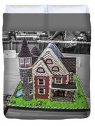 Grand National Wedding Cake Competition 805 Duvet Cover