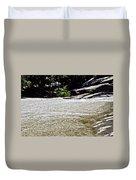 Granite River Duvet Cover