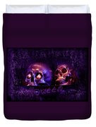 Halloween Party  Duvet Cover