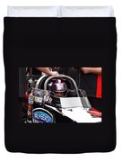 Hillary Will Las Vegas Motor Speed Way Strip Nhra Finals 2008 Duvet Cover