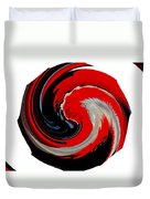 Infinity Multicultural American Flag Chief 1 Duvet Cover