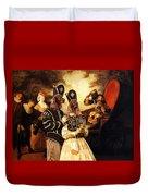 Irish Setter Art Canvas Print  Duvet Cover