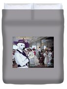 Kuvasz Art Canvas Print Duvet Cover