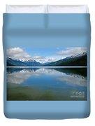 Lago Roca In Tierra Del Fuego National Park Duvet Cover