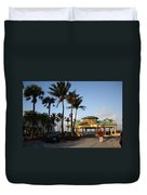 Lauderdale By The Sea Duvet Cover