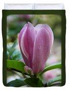 Magnolia Bud Duvet Cover