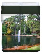 Norfolk Botanical Gardens 2 Duvet Cover