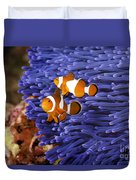Ocellaris Clownfish Duvet Cover