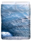 Paradise Ice Caves Duvet Cover