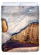 Park Avenue Potholes Duvet Cover