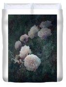 Perennial Gardens - Fall #04 Duvet Cover